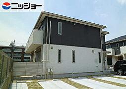 [タウンハウス] 愛知県名古屋市天白区表山1丁目 の賃貸【/】の外観