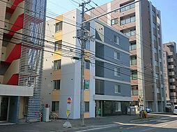 北海道札幌市東区北十四条東9丁目の賃貸マンションの外観
