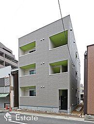 名古屋市営桜通線 車道駅 徒歩10分の賃貸アパート
