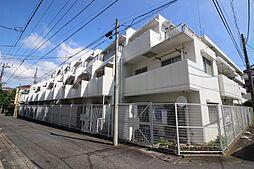 藤和金沢文庫コープII 〜緑豊かな住宅街の低層マンション〜