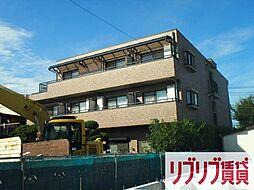 千葉県千葉市稲毛区黒砂台3丁目の賃貸マンションの外観