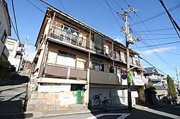 兵庫県神戸市兵庫区菊水町9丁目の賃貸アパートの外観