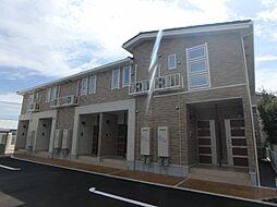 愛知県知立市八ツ田町門前の賃貸アパートの外観