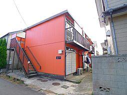 大島ハイツ[101号室]の外観