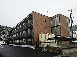 兵庫県豊岡市福田の賃貸アパートの外観