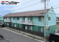 MapleKA棟[2階]の外観