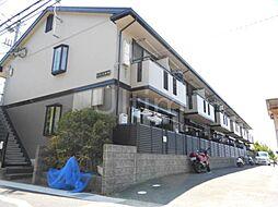 ルミエール松ヶ崎[1階]の外観