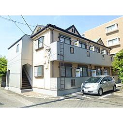 神奈川県小田原市堀之内の賃貸アパートの外観
