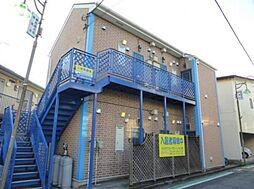 ハーミットクラブハウスペッシェ[1階]の外観