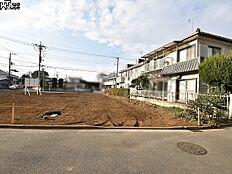 6号地 現地写真 西東京市向台町5丁目