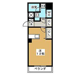 コンフォートNT[1階]の間取り