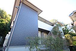 愛知県名古屋市昭和区八雲町の賃貸アパートの外観