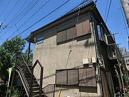 コスモハイツ坂戸[1階]の外観