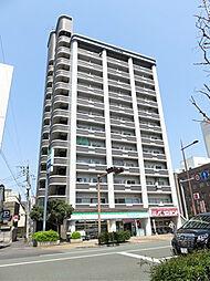 ウインズ浅香II[3階]の外観