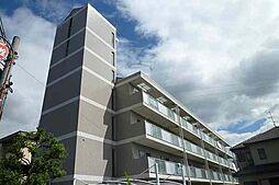 滋賀県栗東市北中小路の賃貸マンションの外観