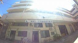 サンピアハイツI[1階]の外観