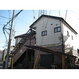 第三須田ハイツ[203号室]の外観