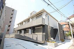 メルベイユ南太田[2階]の外観