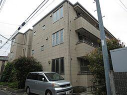 東京都江戸川区南小岩7丁目の賃貸マンションの外観