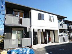 ディアスドミールC[2階]の外観