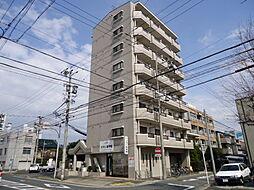 愛知県名古屋市中村区大宮町2丁目の賃貸マンションの外観