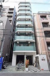 クレシア東心斎橋[2階]の外観