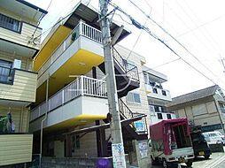 シェアハウス[3階]の外観