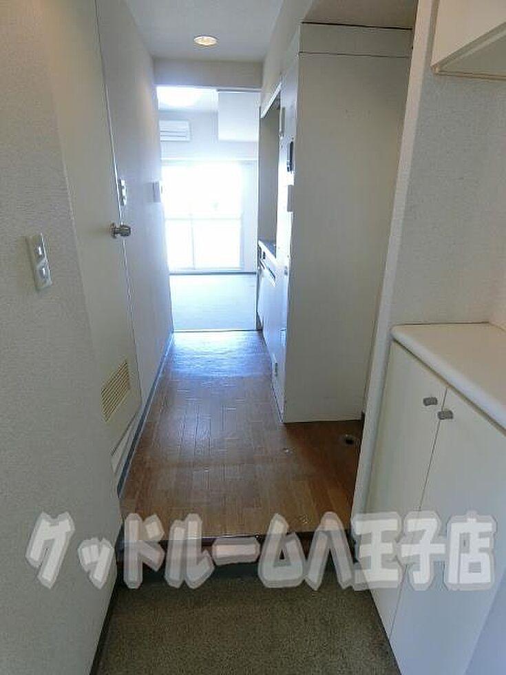 玄関(フレックス西八王子の写真 お部屋探しはグッドルームへ)
