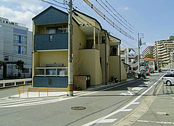 フェンネル神松寺[1階]の外観