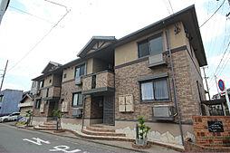 愛知県名古屋市中川区元中野町3丁目の賃貸アパートの外観
