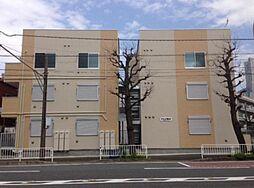 神奈川県横浜市西区伊勢町2丁目の賃貸アパートの外観