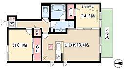 伏屋駅 8.5万円