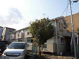 ベルシオン新川崎[2階]の外観