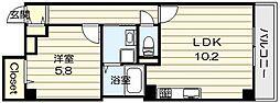 カーサフェリスM[3階]の間取り
