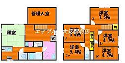 Gosenfu house[2階]の間取り