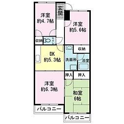 大岡駅 5.4万円