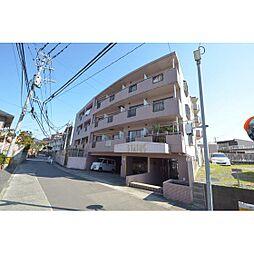 福岡県福岡市東区香椎2丁目の賃貸マンションの外観