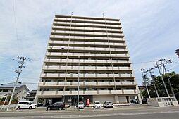 グランジュールマンション高砂駅前[8階]の外観