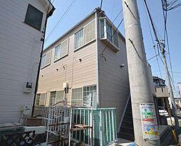 東京都葛飾区東金町4丁目の賃貸アパートの外観