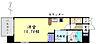 間取り,1K,面積34.3m2,価格2,130万円,京都地下鉄東西線 二条城前駅 徒歩8分,京都地下鉄東西線 二条駅 徒歩9分,京都府京都市中京区三条通神泉苑西入今新在家西町
