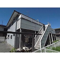 奈良県奈良市西大寺国見町2丁目の賃貸アパートの外観