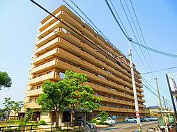ライオンズマンション泉南樽井第2[6階]の外観