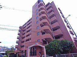 ディアコート忍ヶ丘[4階]の外観