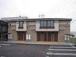 三重県四日市市白須賀1丁目の賃貸アパートの外観