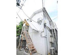 東京都杉並区和田3丁目の賃貸アパートの外観