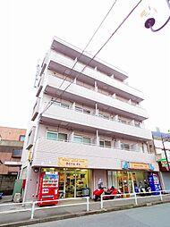 東京都東久留米市大門町1丁目の賃貸マンションの外観