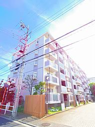 コーポレート東伏見12号棟[3階]の外観
