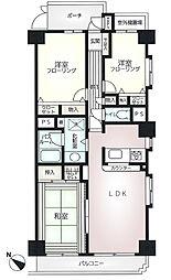ライオンズマンション南橋本 5階