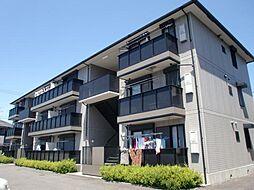 メルベーユ吉兆A棟[1階]の外観