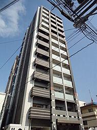 アドバンス上町台プレジール[6階]の外観